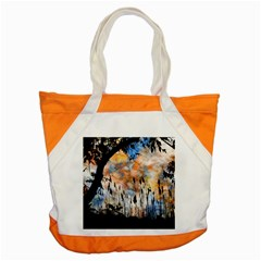 Landscape Sunset Sky Summer Accent Tote Bag