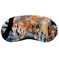 Landscape Sunset Sky Summer Sleeping Masks
