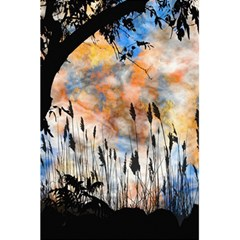 Landscape Sunset Sky Summer 5 5  X 8 5  Notebooks