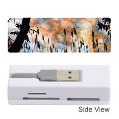 Landscape Sunset Sky Summer Memory Card Reader (Stick)