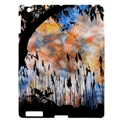 Landscape Sunset Sky Summer Apple Ipad 3/4 Hardshell Case