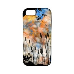 Landscape Sunset Sky Summer Apple Iphone 5 Classic Hardshell Case (pc+silicone)