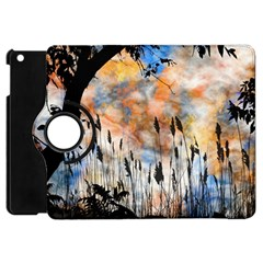 Landscape Sunset Sky Summer Apple iPad Mini Flip 360 Case