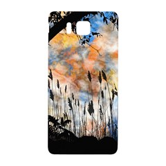 Landscape Sunset Sky Summer Samsung Galaxy Alpha Hardshell Back Case