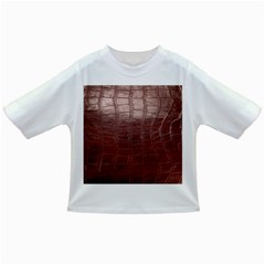 Leather Snake Skin Texture Infant/Toddler T-Shirts