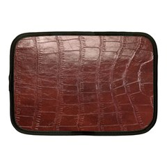 Leather Snake Skin Texture Netbook Case (Medium)