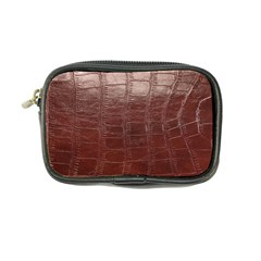 Leather Snake Skin Texture Coin Purse
