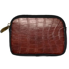 Leather Snake Skin Texture Digital Camera Cases