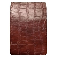 Leather Snake Skin Texture Flap Covers (L)