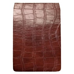 Leather Snake Skin Texture Flap Covers (S)