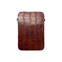 Leather Snake Skin Texture Apple Ipad Mini Protective Soft Cases
