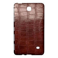 Leather Snake Skin Texture Samsung Galaxy Tab 4 (7 ) Hardshell Case