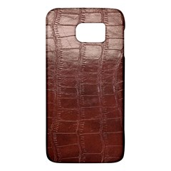 Leather Snake Skin Texture Galaxy S6
