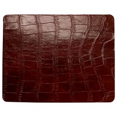 Leather Snake Skin Texture Jigsaw Puzzle Photo Stand (Rectangular)