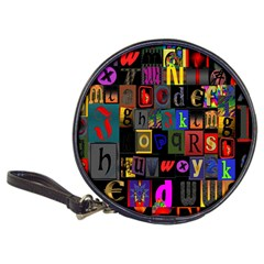 Letters A Abc Alphabet Literacy Classic 20-CD Wallets