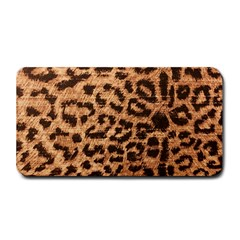 Leopard Print Animal Print Backdrop Medium Bar Mats