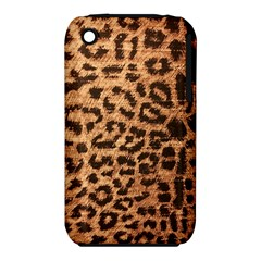 Leopard Print Animal Print Backdrop Iphone 3s/3gs