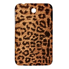 Leopard Print Animal Print Backdrop Samsung Galaxy Tab 3 (7 ) P3200 Hardshell Case