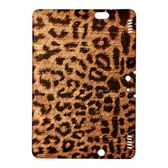 Leopard Print Animal Print Backdrop Kindle Fire Hdx 8 9  Hardshell Case