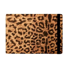 Leopard Print Animal Print Backdrop Ipad Mini 2 Flip Cases