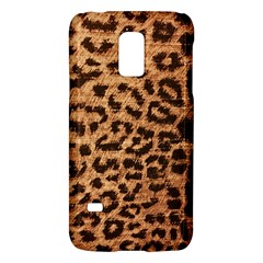 Leopard Print Animal Print Backdrop Galaxy S5 Mini