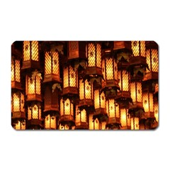 Light Art Pattern Lamp Magnet (Rectangular)
