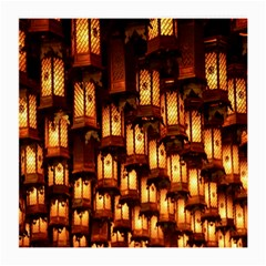 Light Art Pattern Lamp Medium Glasses Cloth (2-Side)
