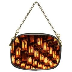 Light Art Pattern Lamp Chain Purses (Two Sides)