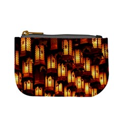 Light Art Pattern Lamp Mini Coin Purses