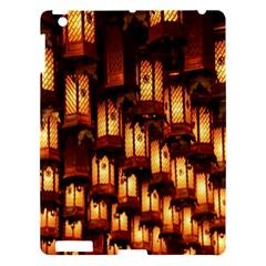 Light Art Pattern Lamp Apple Ipad 3/4 Hardshell Case