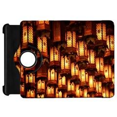 Light Art Pattern Lamp Kindle Fire Hd 7