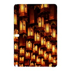Light Art Pattern Lamp Samsung Galaxy Tab Pro 10 1 Hardshell Case