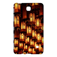 Light Art Pattern Lamp Samsung Galaxy Tab 4 (8 ) Hardshell Case
