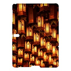Light Art Pattern Lamp Samsung Galaxy Tab S (10 5 ) Hardshell Case