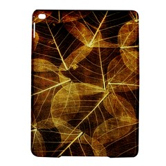 Leaves Autumn Texture Brown Ipad Air 2 Hardshell Cases
