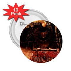 Locomotive 2.25  Buttons (10 pack)