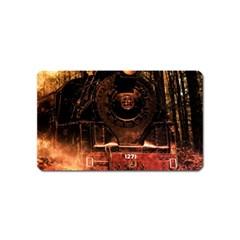 Locomotive Magnet (name Card)