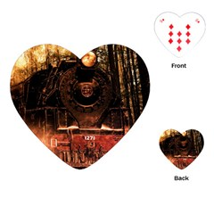 Locomotive Playing Cards (Heart)