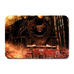 Locomotive Plate Mats