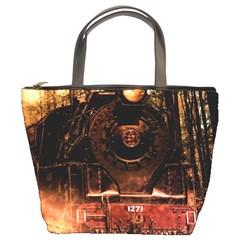 Locomotive Bucket Bags