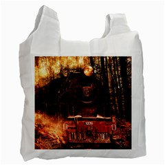 Locomotive Recycle Bag (two Side)
