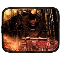 Locomotive Netbook Case (XL)