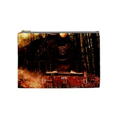 Locomotive Cosmetic Bag (Medium)