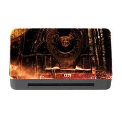 Locomotive Memory Card Reader with CF