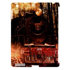 Locomotive Apple iPad 3/4 Hardshell Case (Compatible with Smart Cover)