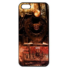 Locomotive Apple Iphone 5 Seamless Case (black)