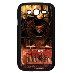 Locomotive Samsung Galaxy Grand Duos I9082 Case (black)