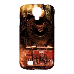 Locomotive Samsung Galaxy S4 Classic Hardshell Case (pc+silicone)