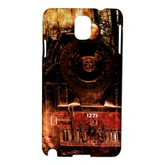 Locomotive Samsung Galaxy Note 3 N9005 Hardshell Case