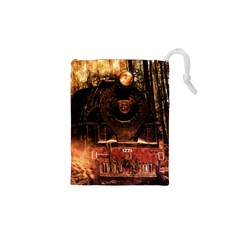 Locomotive Drawstring Pouches (XS)
